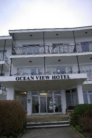 Ocean View Hotel: The Hotel
