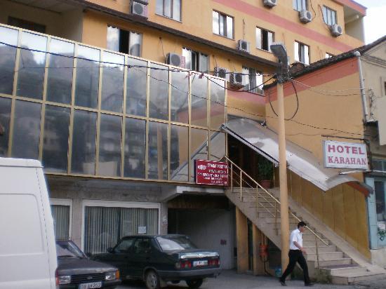 Karahan Otel: Hotel外観