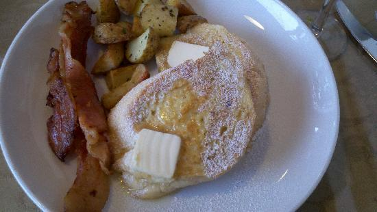 Wildflowers Inn: Awesome French Toast