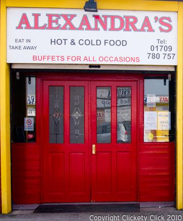 Alexandra's Cafe