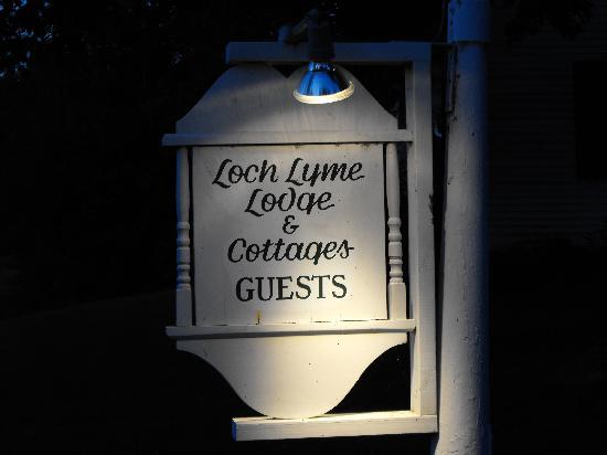 Loch Lyme Lodge: Greta place to stay