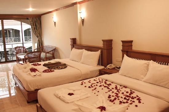 Check Inn Resort Krabi: Honeymoon