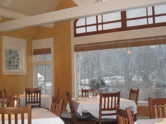 Jackson House Inn: The Dining Room where we enjoyed our breakfasts