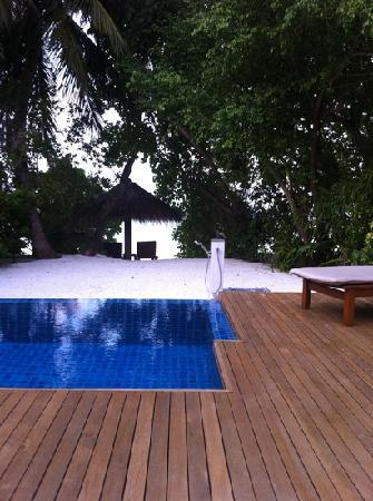 Baros Maldives: our perfect pool villa