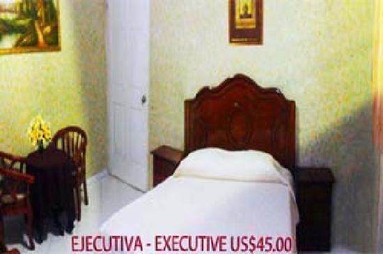 Habitacion Ejecutiva Hotel Venecia Panama
