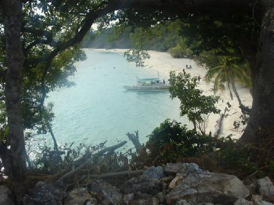 โครอน, ฟิลิปปินส์: Malcapuya island
