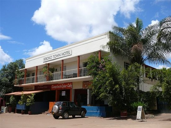 Lilongwe, Malawi: Kiboko Town Hotel