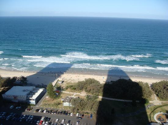 Peppers Broadbeach: from the 30th