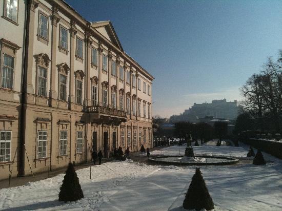 Salzburg picture of hotel goldener hirsch a luxury for Designer hotel salzburg