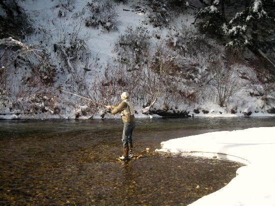 Natapoc Lodge: Nason Creek