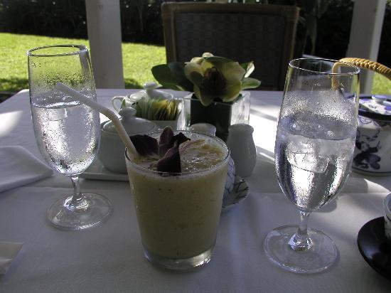Orchids: Banana Smoothie ($12.00)