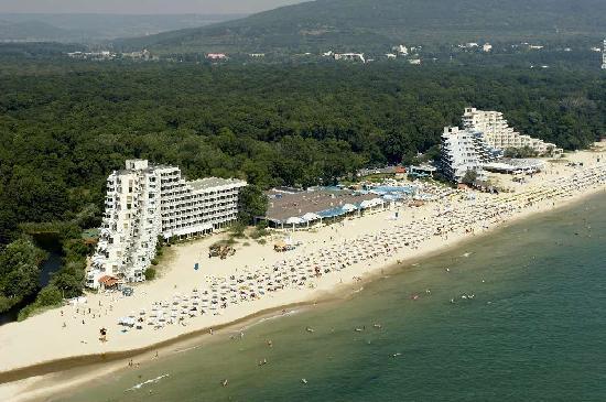 Albena, Bulgaria: Hotel Gergana