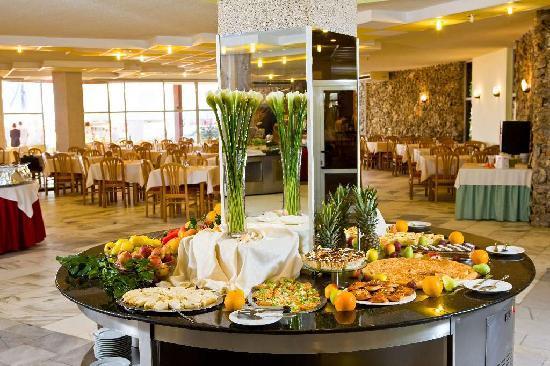 Albena, Bulgaria: Hotel Gergana - restaurant
