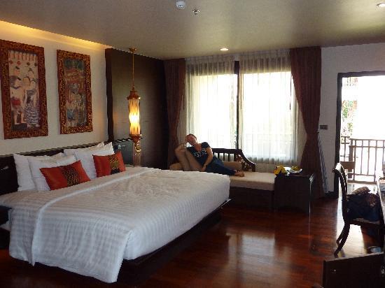Siripanna Villa Resort & Spa: kamer (de eenvoudigste)