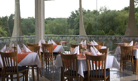 Hotel Laguna Garden Restaurant 阿爾伯納海逸花園大酒店的圖片