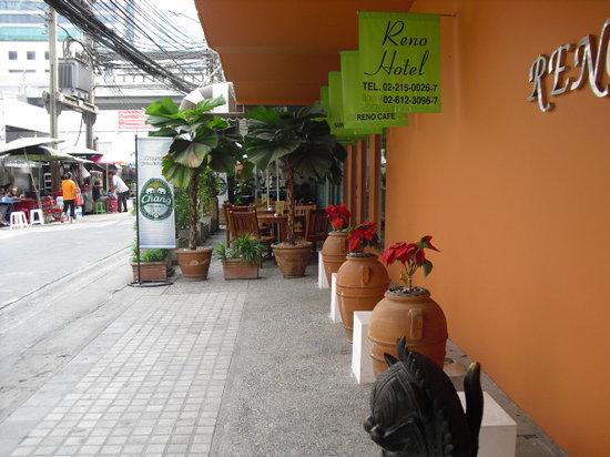 Photo of Reno Hotel Bangkok