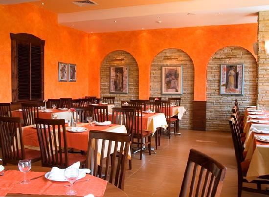 Primasol Ralitsa Superior Hotel: Hotel Ralitsa Superior - restaurant