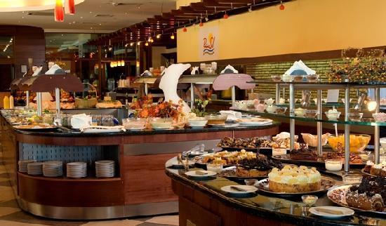 Primasol Ralitsa Superior Hotel: Hotel Ralitsa Superior - buffet