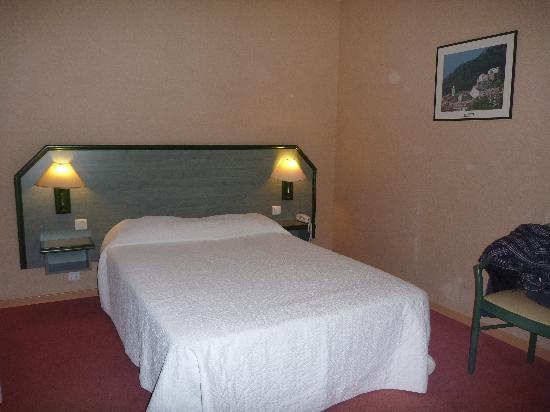 L'Atrachjata Hotel : Chambre
