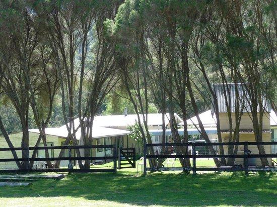 Merriwa, Australia: Peaceful location