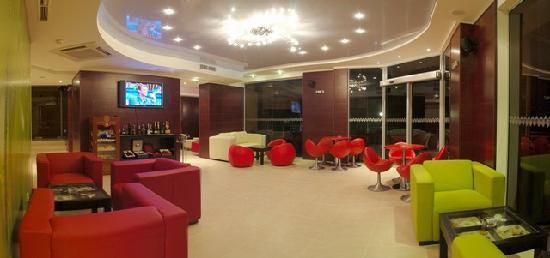 Hotel Kaliakra lounge