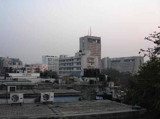 Prem Sagar Guest House: View from the roof