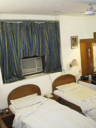 Prem Sagar Guest House: Twin room at Prem Sagar