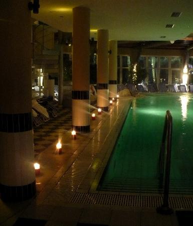 Lotus Therme Hotel & Spa: candle light@spa