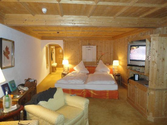 Top Hotel Hochgurgl: The Suite
