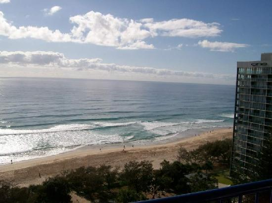 One The Esplanade: One Apartments - look at the fabulous location - beach only next door!