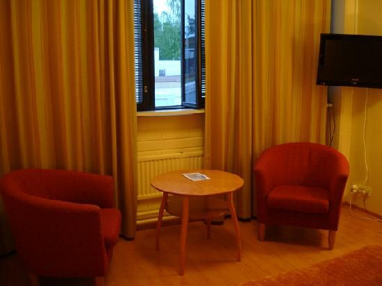 BEST WESTERN Hotel Savonia: My room