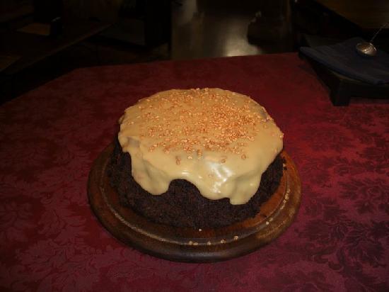 Tres Deseos Pub: La torta Speciale