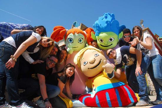 Molfetta, Italien: Samy, Milò, Lilù e tutti i loro amici