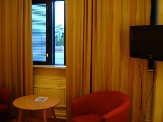 BEST WESTERN Hotel Savonia: My room