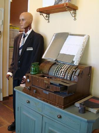 BEST WESTERN Hotel Savonia: Image from the hotel's museum