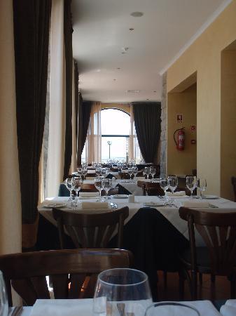 Vila Galé Ericeira: The restaurant
