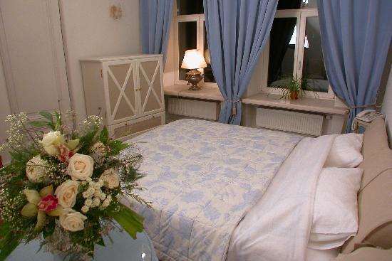 Casa Leto: Quarenghi room
