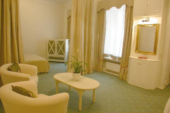 Casa Leto: Rinaldi suite