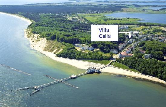 Luftbild Villa Celia