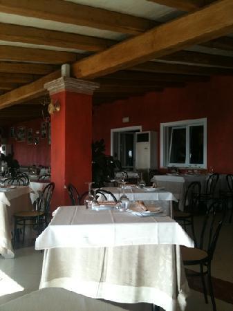 Montalto di Castro, Italy: Ristorante
