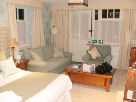 Oak Bank Hotel: Acorn Suite