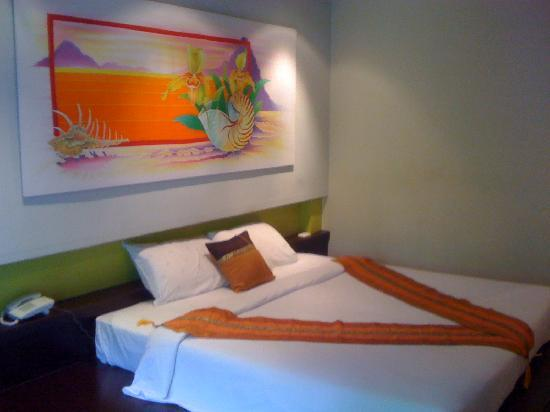 Ao Nang Cozy Place : Third floor, large room