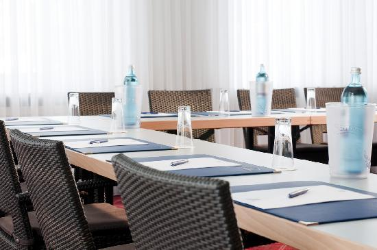 Best Western Plus Hotel St. Raphael : Tagungsraum Alster