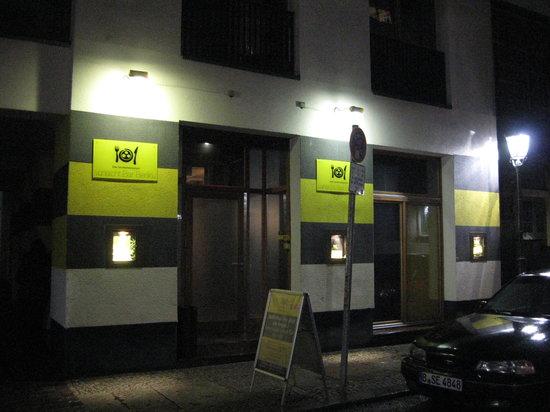 blinde restaurant i berlin