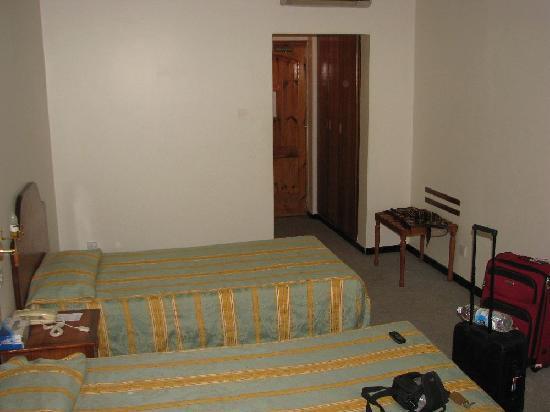 Taj Shamsan Hotel: Twin bedded room