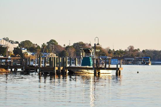 Homosassa Riverside Resort: Another Pier Photo from the Property