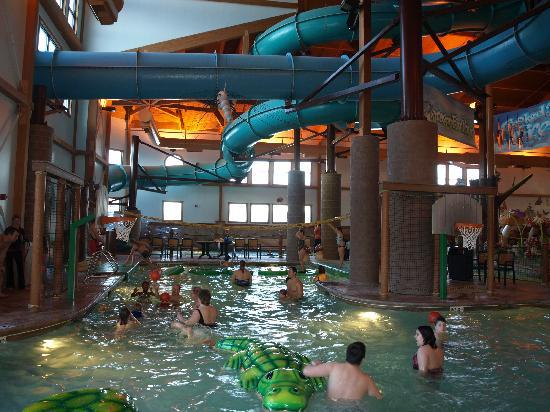 Zehnder S Splash Village Hotel Waterpark Pool Play Area