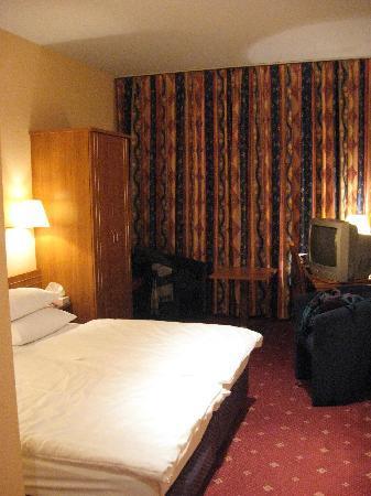 Park Inn by Radisson Berlin City West: Standard room