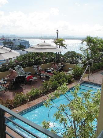 Hotel El Convento: Pool / Ocean View
