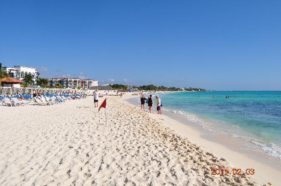 Beach Picture Of The Royal Playa Del Carmen Playa Del